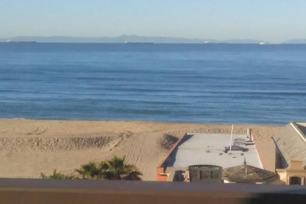 Water Tower Sunset Beach