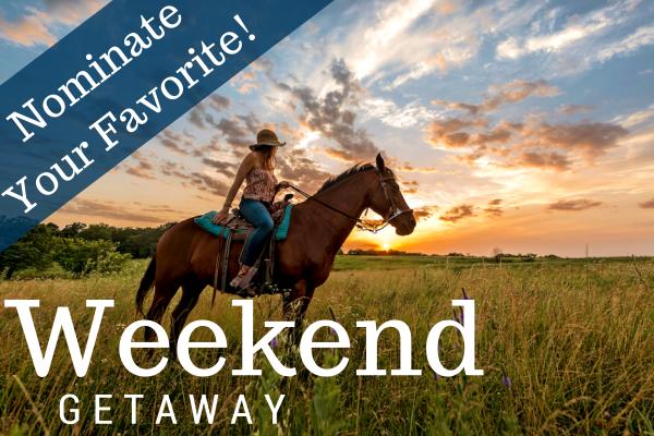 KANSAS! Mag Reader's Choice Weekend Getaway