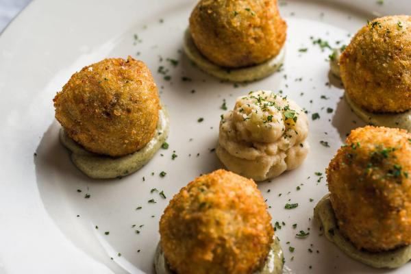 Gumbo Croquettes from 1910