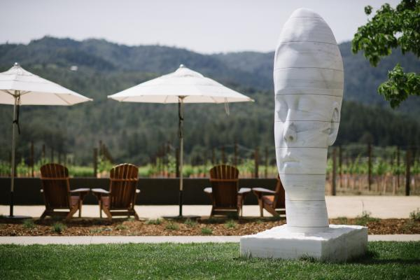 Hall Wines Art - Napa Valley