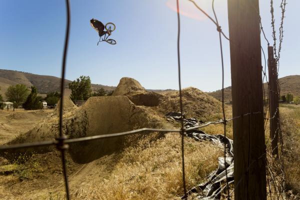 Cory Nastazion Vans BMX Huntington Beach
