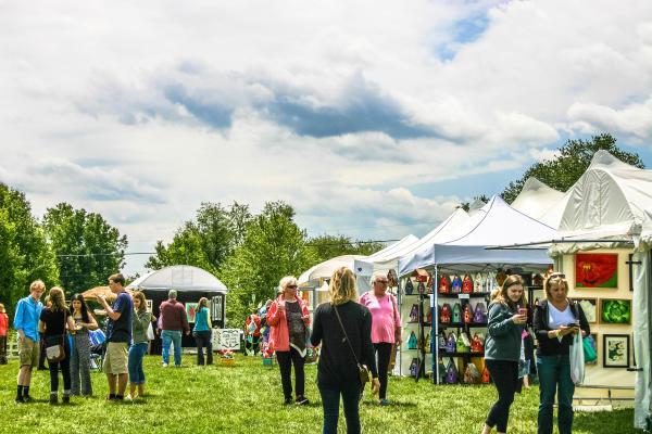 Crozet Arts & Crafts Festival