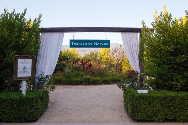 Raymond Vineyards Garden