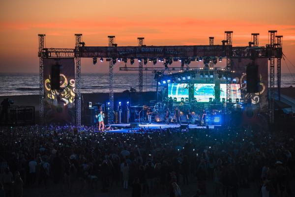 Huntington Beach Coastal Jam