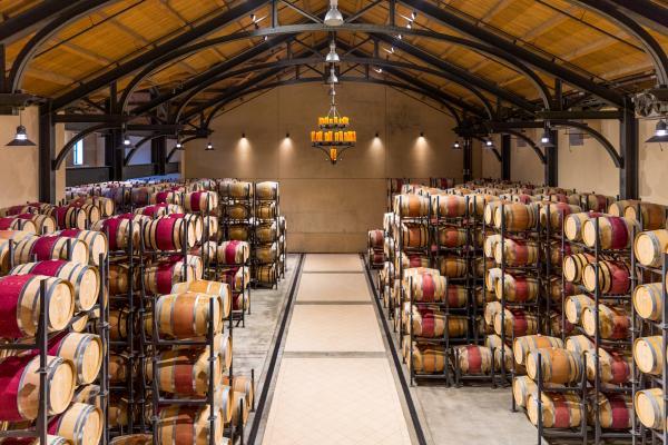 Trinchero Wine Cellar