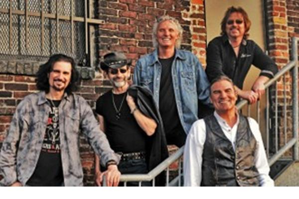 Grand Funk Railroad Concert Promotion - Foellinger Theatre in Fort Wayne, Indiana