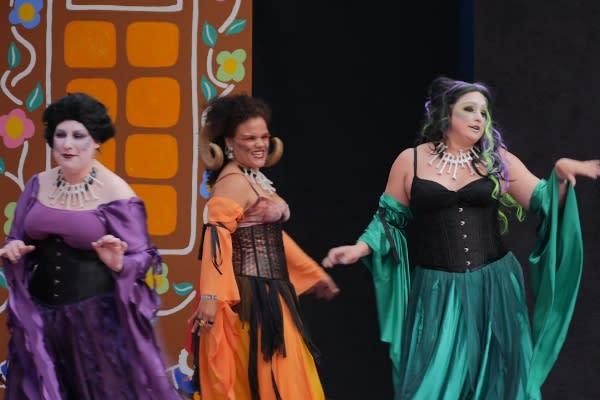Oregon Country Fair Performances by Eugene, Cascades & Coast