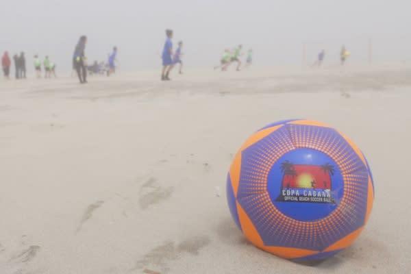 Copa Cabana Beach Soccer Tournament Courtesy of Eugene, Cascades & Coast