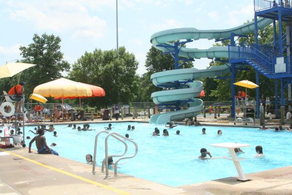 McMillen Park Pool