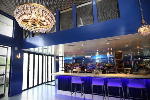 Bar Bleu in Houston