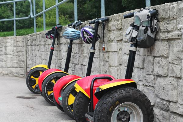 Tour Fort Wayne Segways - Fort Wayne, IN