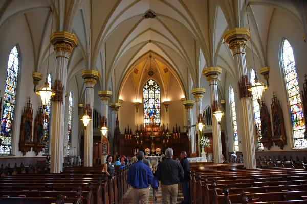 Cathedral of Immaculate Conception - Downtown Fort Wayne, Indiana