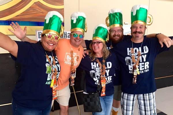 BrewMaster Cortesía de BrewMaster Craft Beer Festival