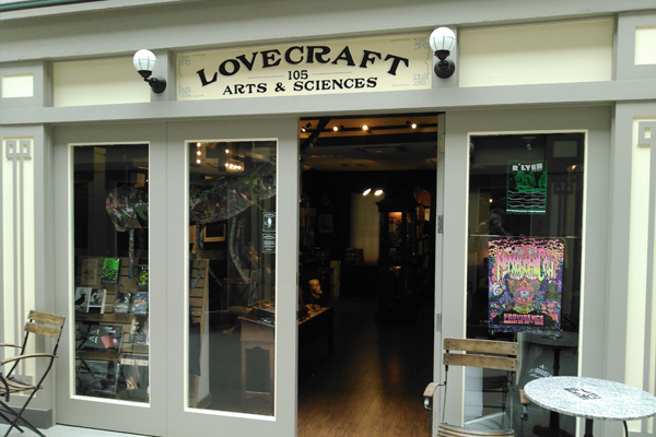 Lovecraft Arcade