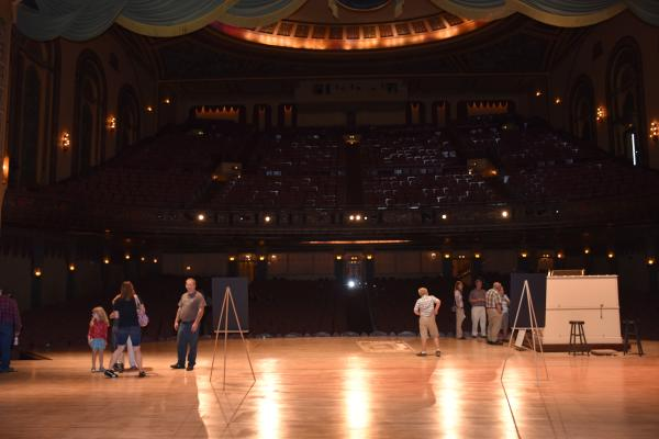 Be A Tourist in Your Own Hometown 2016 - Embassy Theatre - Fort Wayne, IN