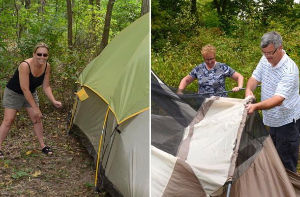Blog - Rained Out Camping