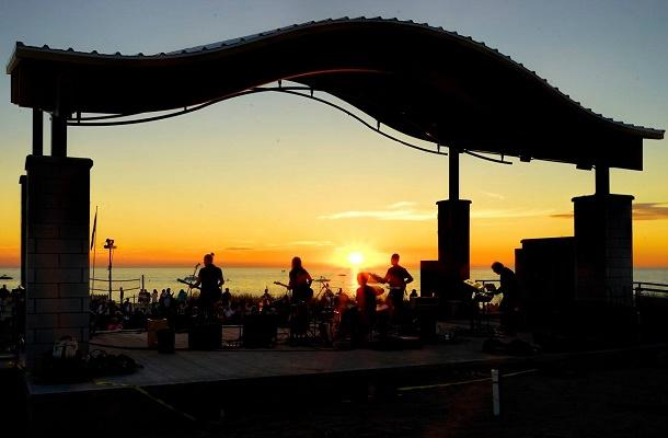 Summer Sunset Sounds at Sunset