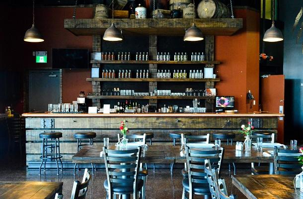 Wolfhead Restaurant space