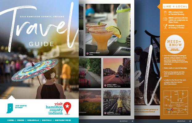 Travel Guide 2018 Contents