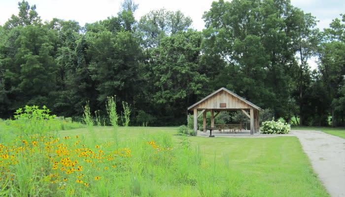 Burkhart Creek - Shelter