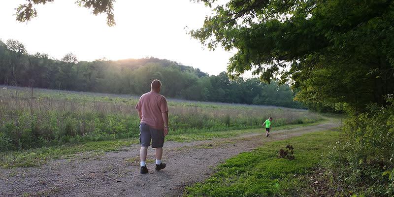 Hiking Burkhart