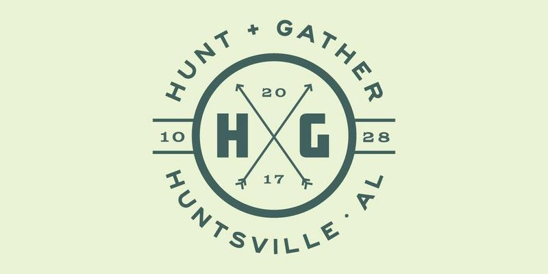 Hunt+Gather Logo