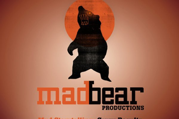 Mad Bear Logo