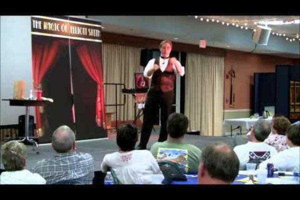 Elliott smith - Comedy Magician