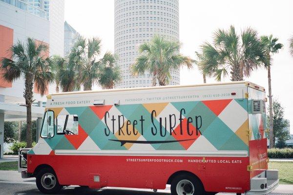 Street Surfer Food Truck