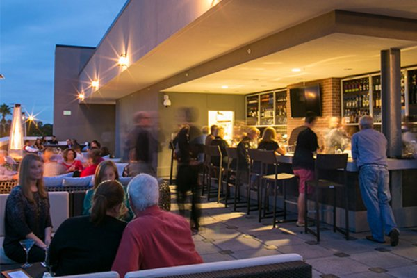 Epicurean - EDGE Rooftop Bar