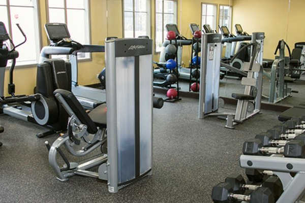 Epicurean - Fitness Room