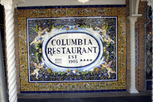 Columbia Ybor City - Florida's Oldest RestaurantSM