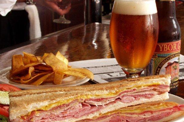 Columbia's Original Cuban Sandwich