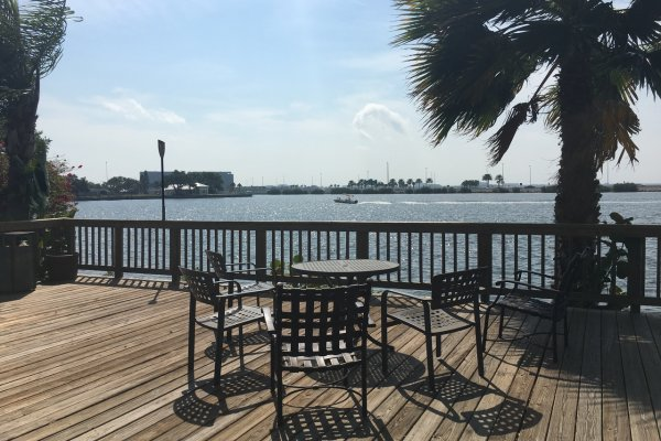 Waterfront Dock & Deck