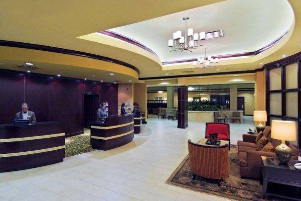 Embassy Suites Tampa Brandon Hotel Front Desk.jpg