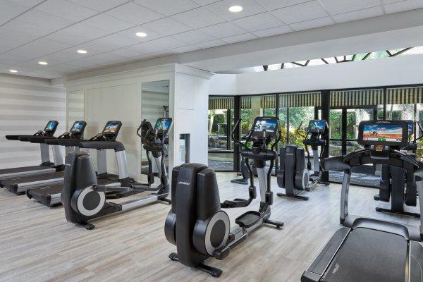 Westshore Grand fitness center