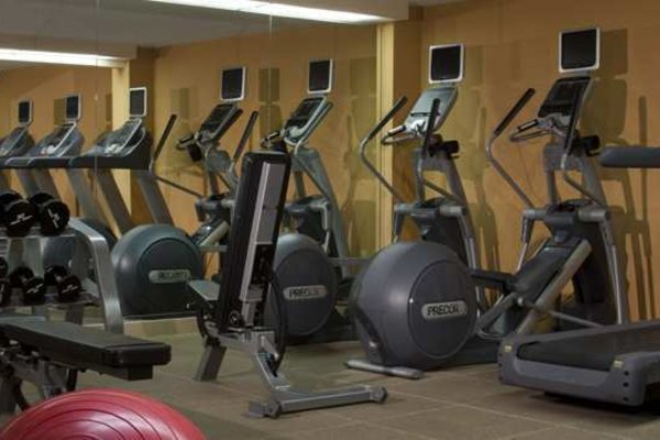 Hotels in Tampa Westshore Hilton Tampa Airport Westshore Fitness Center.jpg