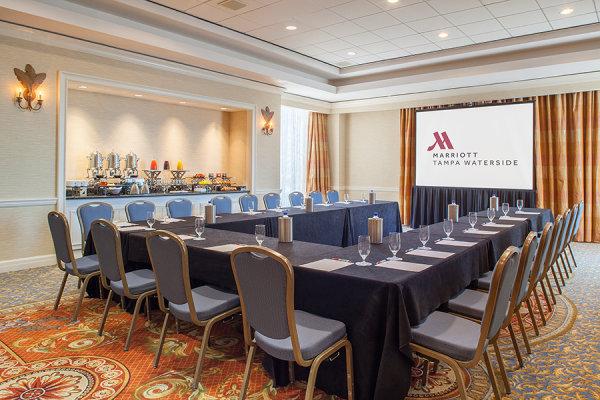 Meeting Room - U-Shape Setup