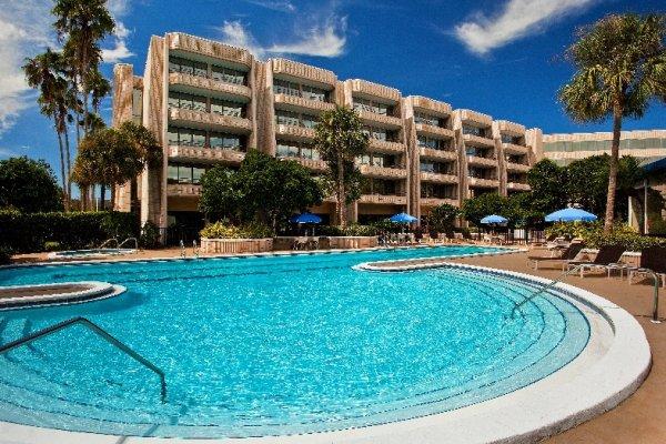 Sheraton Tampa East Hotel  ( Exterior)