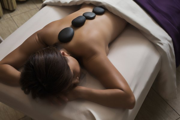 Hot Rocks Massage