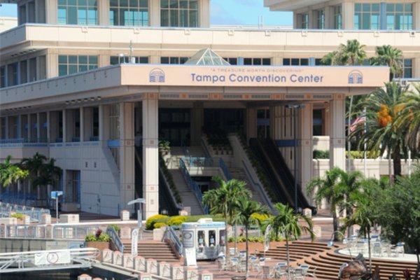 TCC Front Drive Entrance
