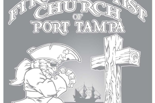 Fist Baptist Church Of Port Tampa Gasparilla Design