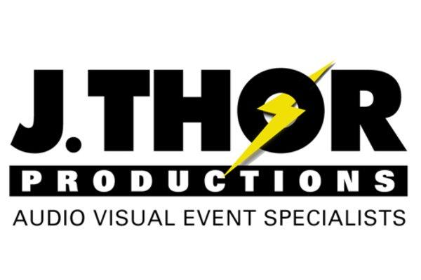 J. Thor Productions Logo