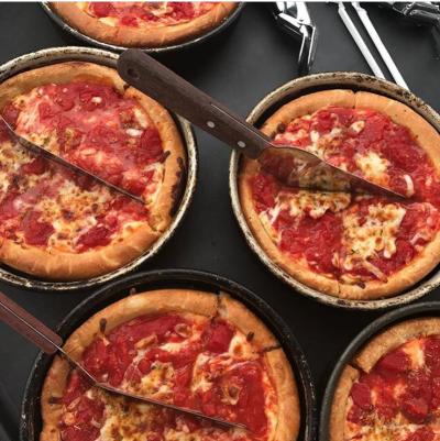 Uno's Deep Dish Pizza