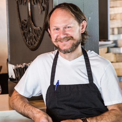 Chef William Sigley