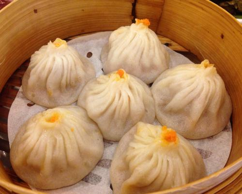 Xiao Long Bao at Suhang Restaurant