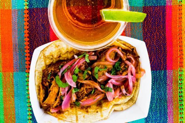 El Chilito taco and cerveza