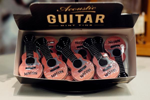 Pink Guitar Mints