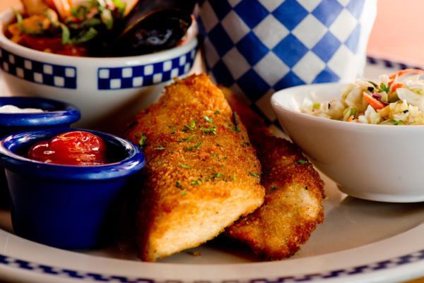 Duke's Chowder House Fish