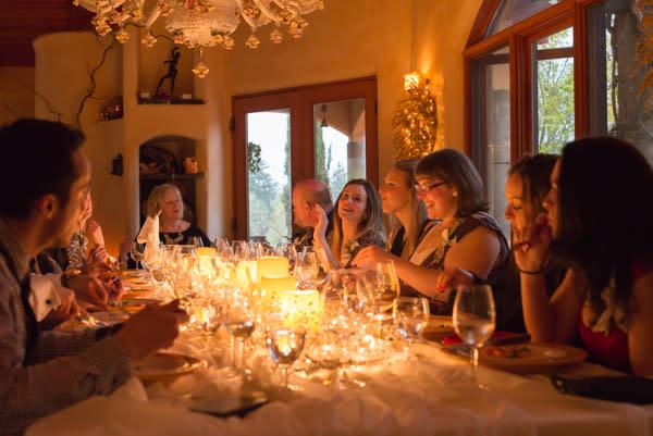 Pfeiffer Winery Villa Evenings Courtesy of Pfieffer Winery